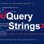 Bases de datos heredadas: la mejor manera de utilizar query strings