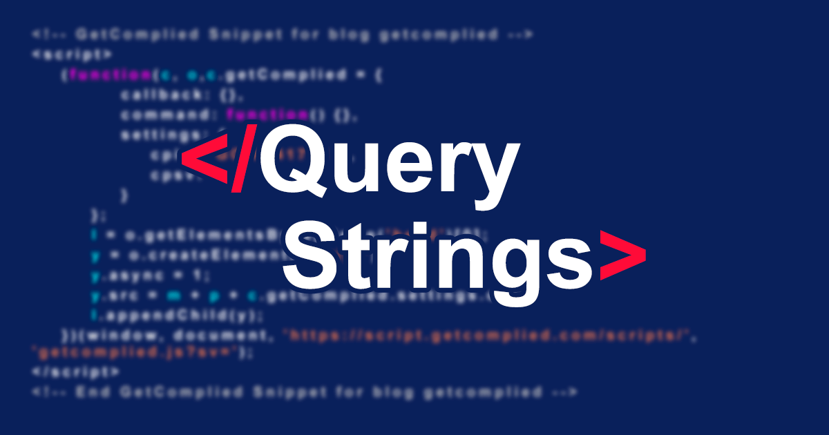 GetComplied query strings