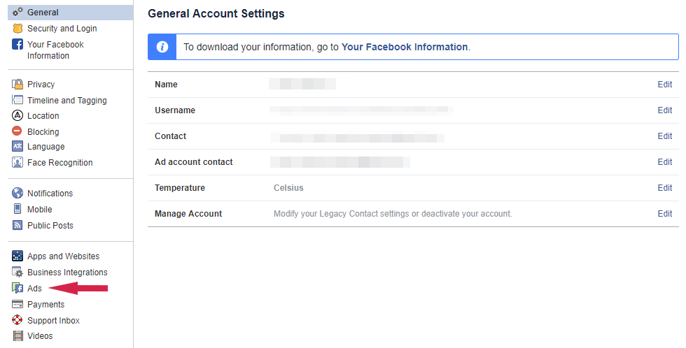 Facebook knows about you