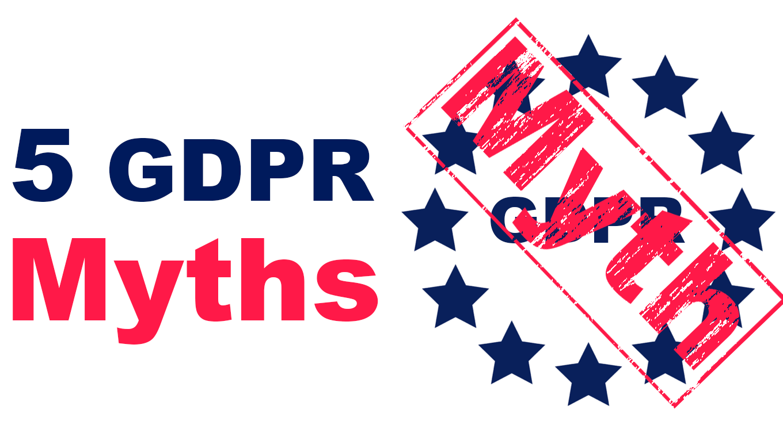 5 gdpr myths thumbnail