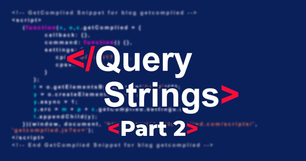 gdpr query strings submission forms