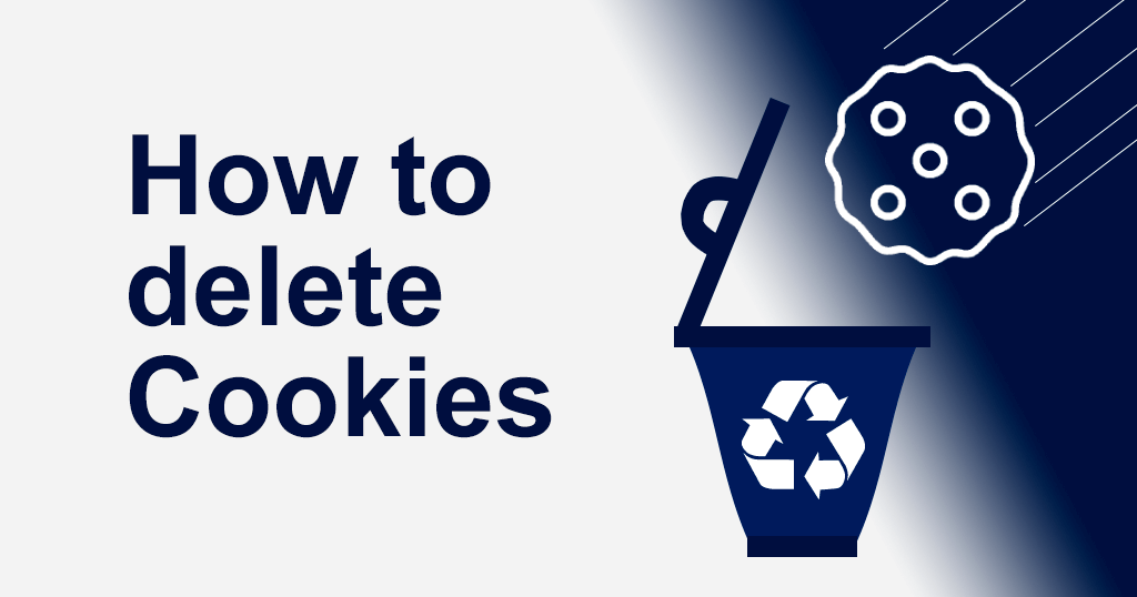 how to delete cookies