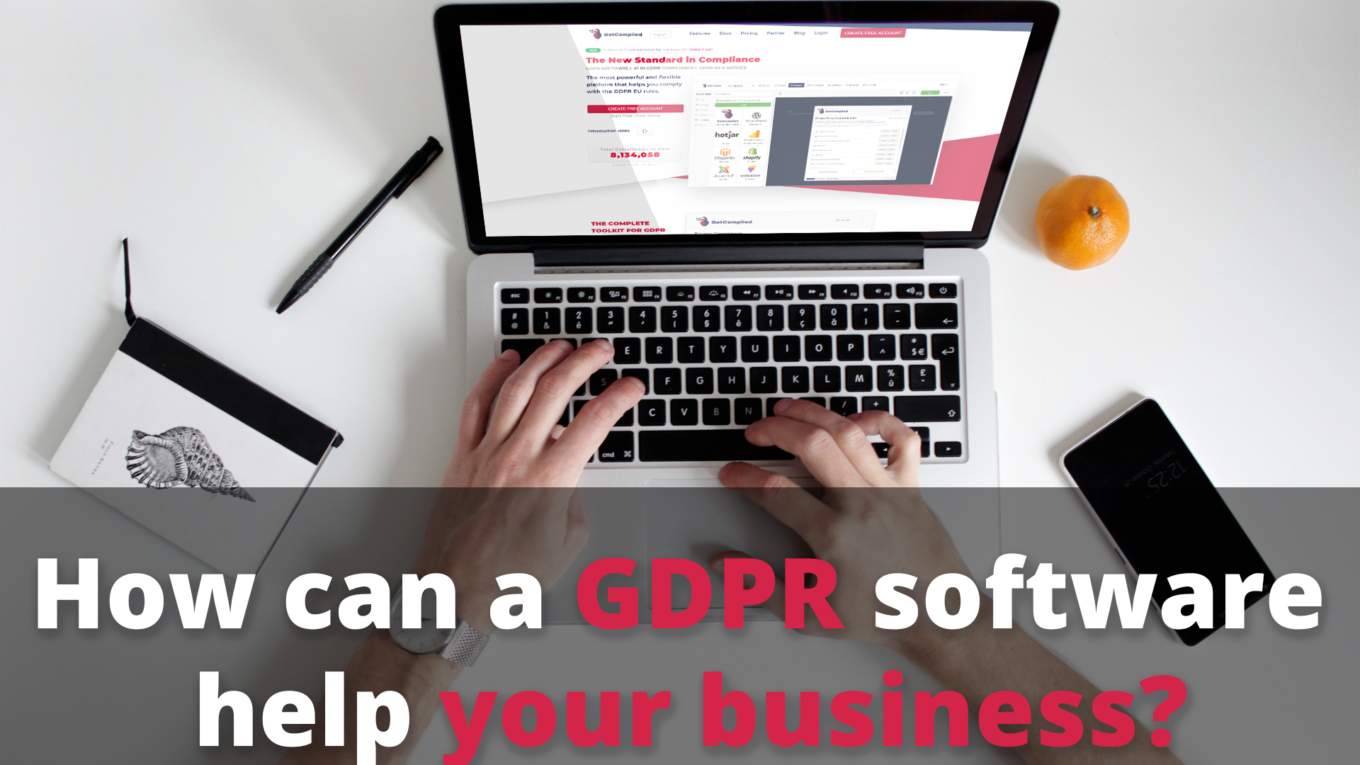 How can a GDPR software help your business